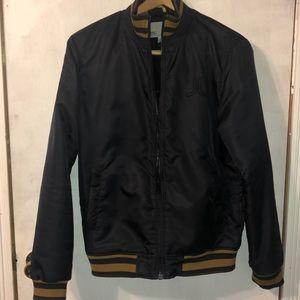 Wesc small black jacket